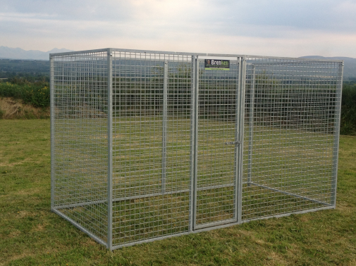 Dog Run Mesh 50mm x 50mm 1.5m x 3m