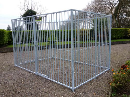 Dog Run 3m x 2m 5cm Bar Spacing